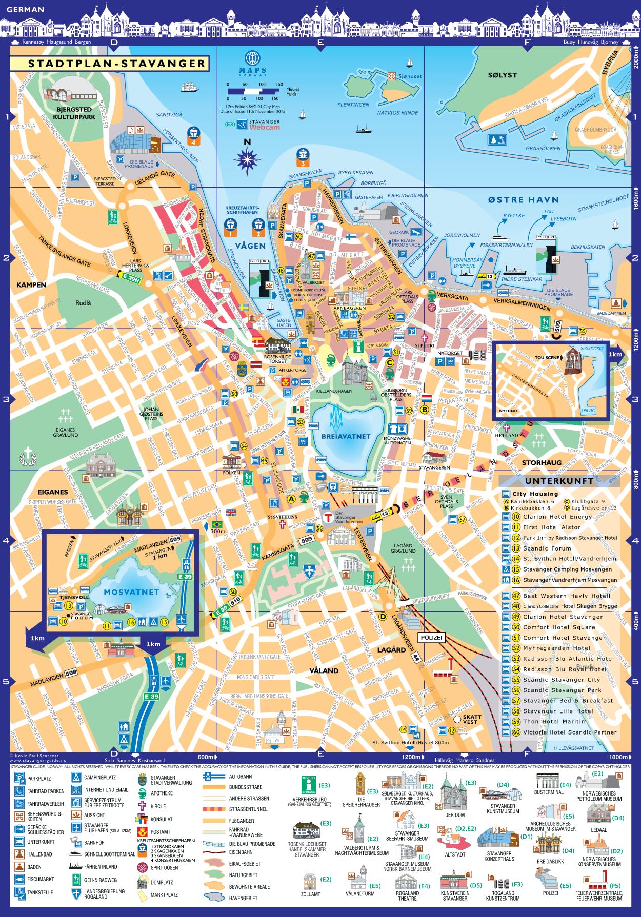 Stavanger Zentrum