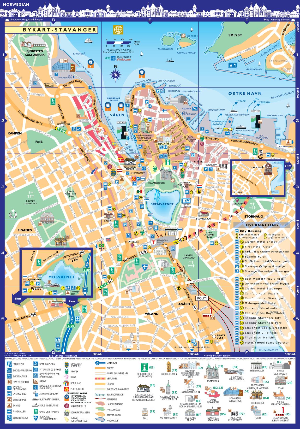 Stavanger bykart
